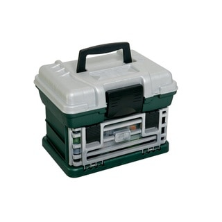 Plano 2-By Rack System Tackle Box
