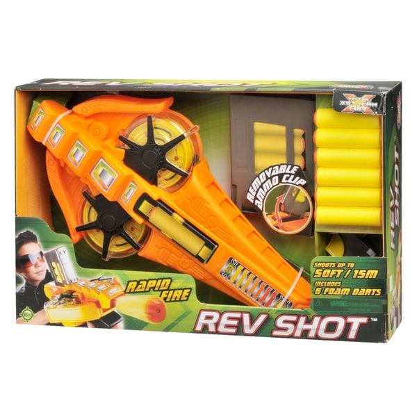 Total Air X-Stream Rapid Fire Rev Shot