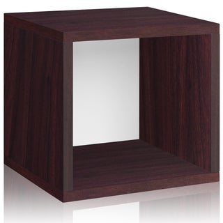 Wylie Eco Stackable Storage Cube Cubby Organizer LIFETIME GUARANTEE (More options available)