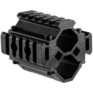 Barska Double Shotgun Barrel Mount Tri-Rail 5 Sections