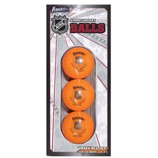 NHL HI Density Street Hockey Balls