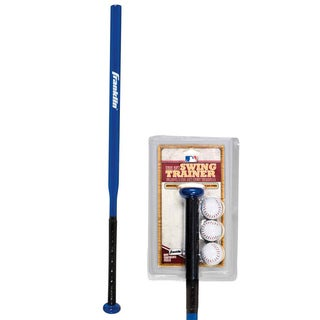MLB Pro Elite Thin Bat Swing Trainer / Balls