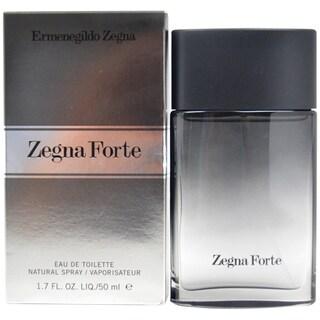 Ermenegildo Zegna Zegna Forte Men's 1.7-ounce Eau de Toilette Spray