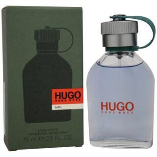 Hugo Boss Hugo Men's 2.5-ounce Eau de Toilette Spray