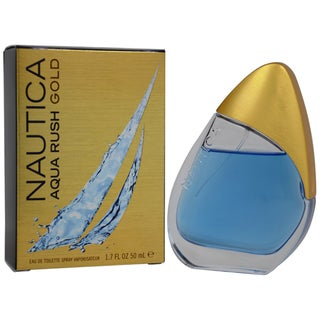 Nautica Aqua Rush Gold Men's 1.7-ounce Eau de Toilette Spray