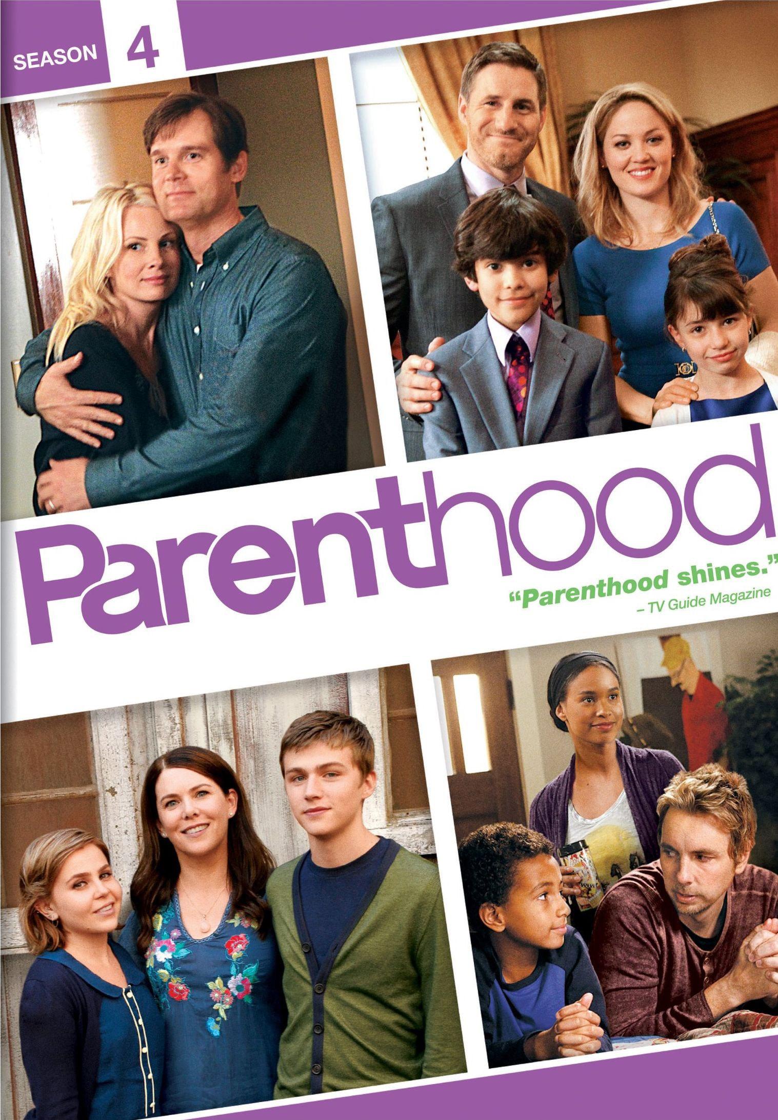 Parenthood: Season 4 (DVD)