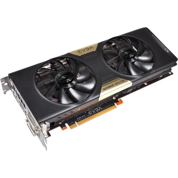 EVGA GeForce GTX 770 Graphic Card - 1.11 GHz Core - 2 GB GDDR5 - PCI