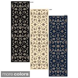 Admire Home Living Artisan Oriental Area Rug (2'2 x 7'7)