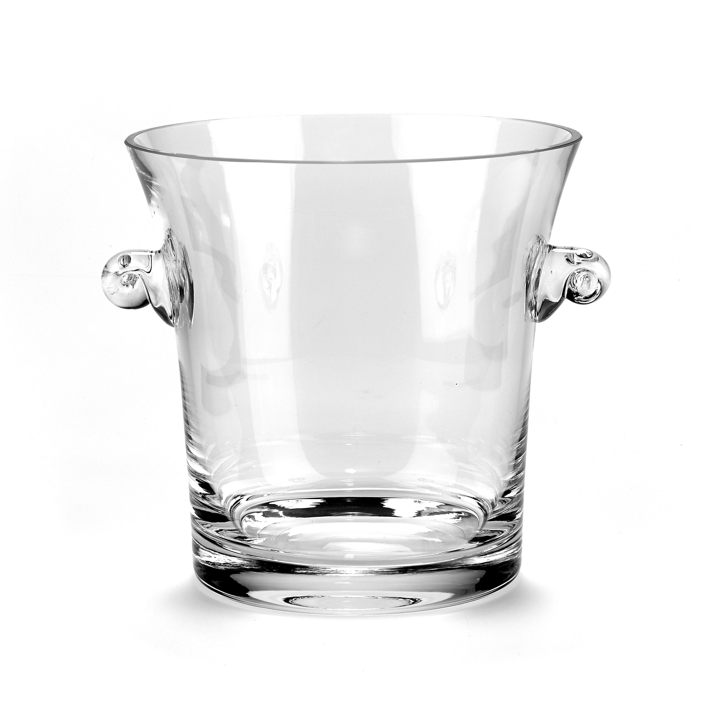 Badash Crystal Versil European Mouth Blown Champagne/ Win...