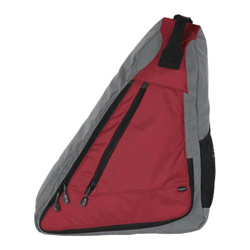 5.11 Tactical Select Carry Sling Pack Code Red/Steel Grey