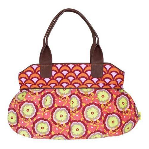 Women's Amy Butler Josephine Fashion Bag Buttercups Tangerine
