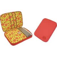 Women's Amy Butler Nola Laptop Wrap Tomato