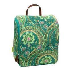 Women's Amy Butler Sweet Traveler Bag Feather Paisley Peacock