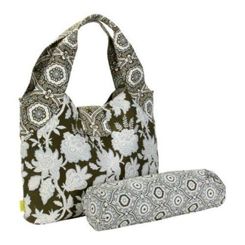 Women's Amy Butler Tulip Diaper Bag Tropicali Tea Leaf