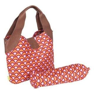 Women's Amy Butler Wildflower Diaper Bag Fountains Tangerine