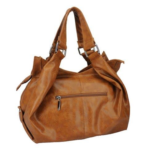 Ann Creek Women's Slouch Hobo Bag