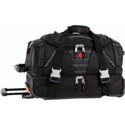 Athalon 21in Equipment Duffel with Wheels Black https://ak1.ostkcdn.com/images/products/8062406/82/137/Athalon-21in-Equipment-Duffel-with-Wheels-Black-P15420150.jpg?impolicy=medium