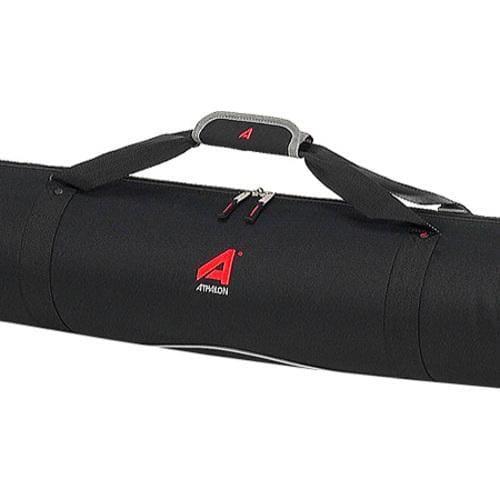 Athalon Double Ski Bag Padded - 180cm Black - Thumbnail 1