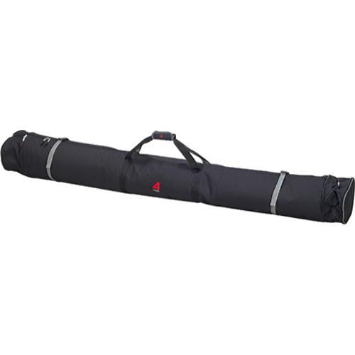 Athalon Expanding Double Ski Bag Padded Black