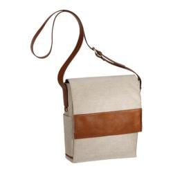 Bellino 4721 Marco Casual Tote Tan