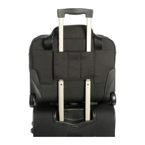 Boyt Mach 6 Deluxe Wheeled Tote Black