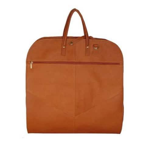 David King Leather 206 Light Garment Cover Tan