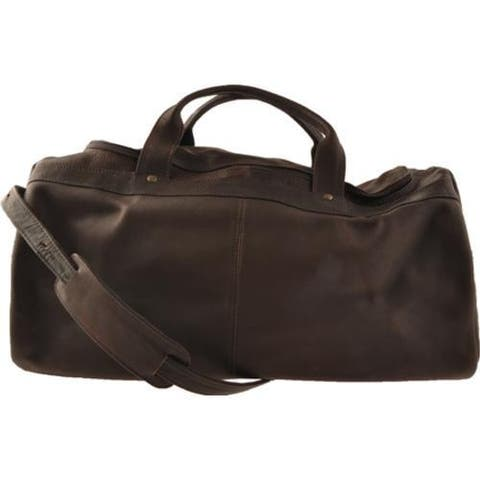 081da4399d4c Leather Duffel Bags | Find Great Bags Deals Shopping at Overstock