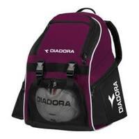 Diadora Squadra Backpack Maroon