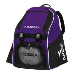 Diadora Squadra Backpack Purple/Black