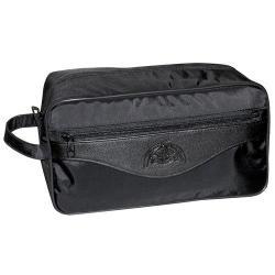 Men's Dopp Spinnaker Nylon Travel Kit Black