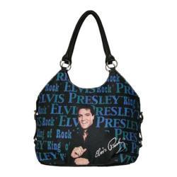 Women's Elvis Presley Signature Product EB94 Black