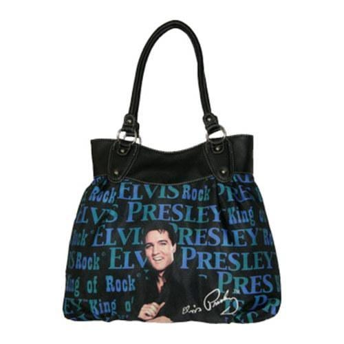 Free Women's Presley Signature Shop Eb96 Product Elvis Black dCerQxBoW