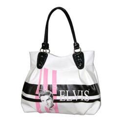 Women's Elvis Presley Signature Product EL1834 White