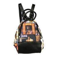 Elvis Presley Signature Product Elvis™ Lifetime Collage Backpack Multicolored