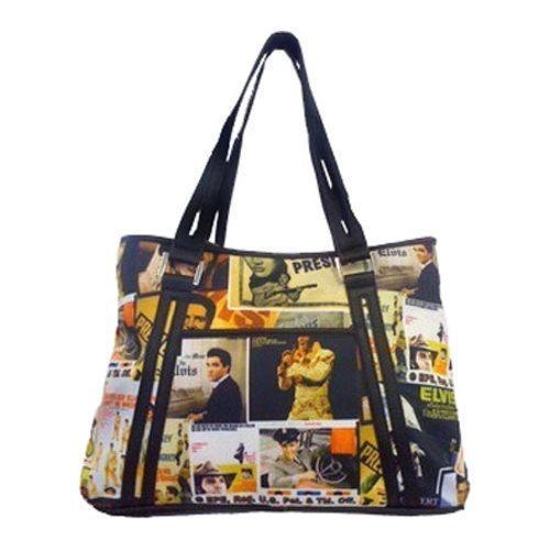 Women's Elvis Presley Signature Product EV48 Black (One S...