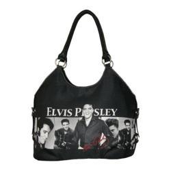 Women's Elvis Presley Signature Product EV94 Black