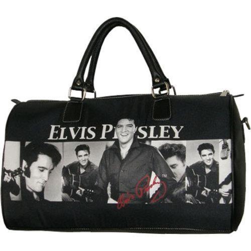 Women's Elvis Presley Signature Product EV97 Black