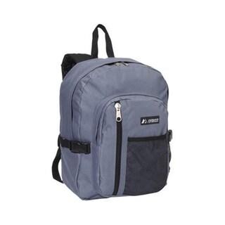 Everest Backpack with Front Mesh Pocket