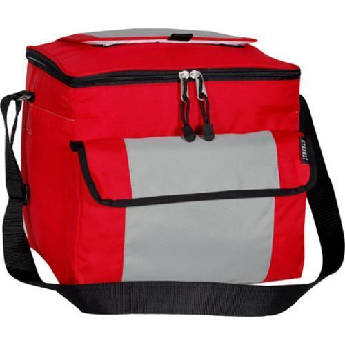 Everest Large Cooler Red/Grey