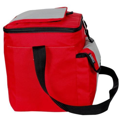 Everest Large Cooler Red/Grey - Thumbnail 2