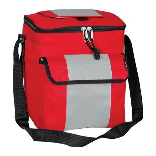 Everest Medium Cooler Red/Grey