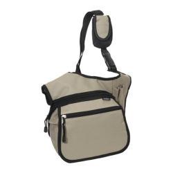 Everest Medium Khaki Messenger Bag