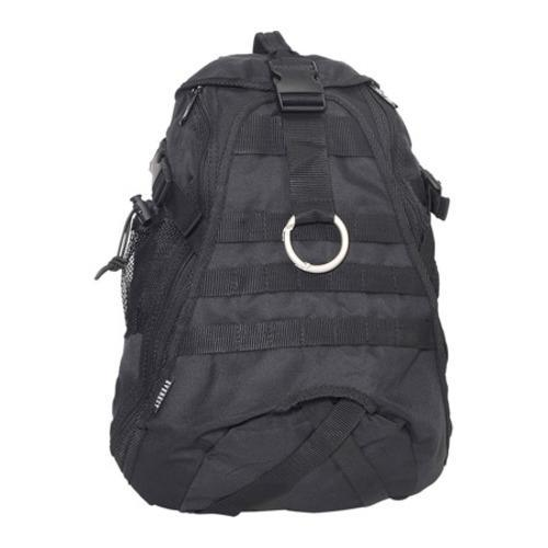 Everest Sporty Hydration Sling Bag Black