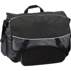 Thumbnail 1, G-Tech Grey/Black Music Laptop Messenger Bag.