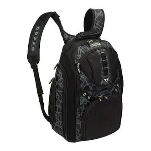 G-Tech The Revolution Black Backpack