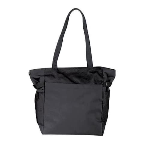 Women's Goodhope 2635 The Panther Tote Black