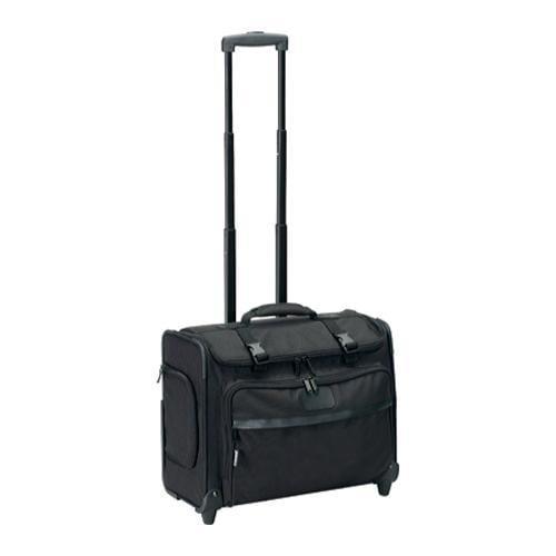 Goodhope Black Rolling 17-inch Laptop Case