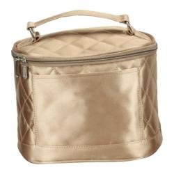 Goodhope P2665 Cosmetic Case (Set of 2) Gold