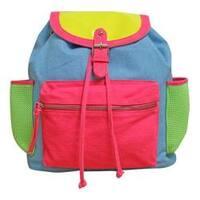 Women's Gotta Flurt Breakdown Backpack Light Blue/Multi