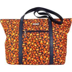 Women's Hadaki by Kalencom Cosmopolitan Tote Arabesque Pebbles